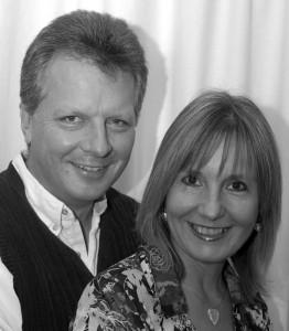 Mark and Christine